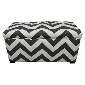 Candace Storage Ottoman by Sole Designs