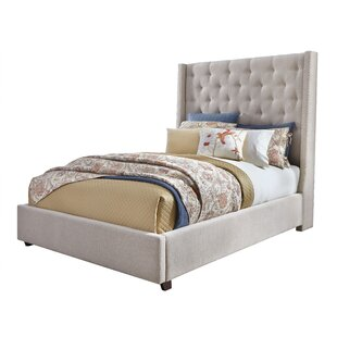 Darby Home Co Crowley Upholstered Panel Bed