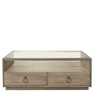 Almazan Coffee Table with Storage