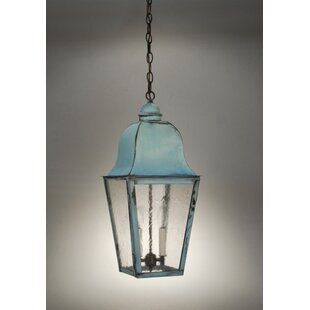 Price Check Imperial 2-Light Outdoor Hanging Lantern By Northeast Lantern