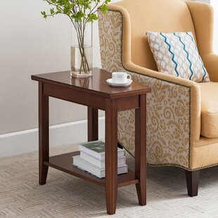 Stonington End Table by Three Posts