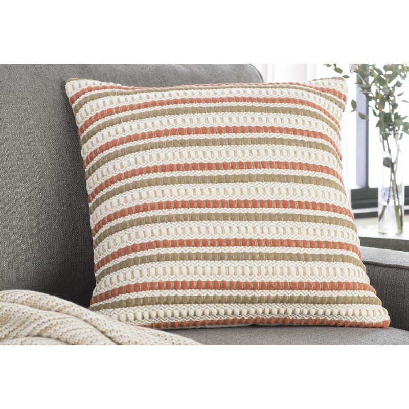 Eider Ivory Hallberg Outdoor Square Cotton Pillow Cover Insert Reviews Wayfair