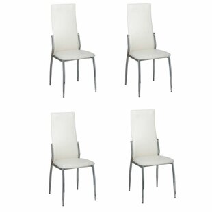 Aikens Upholstered Dining Chair (Set of 4..