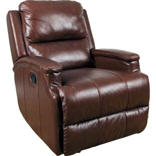 Daire Manual Glider Recliner