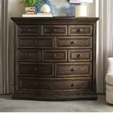Charlton Home Lohman Master 11 Drawer Chest