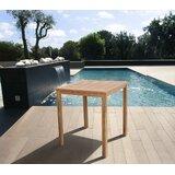 Buehler International Home Furniture Solid Wood Side Table