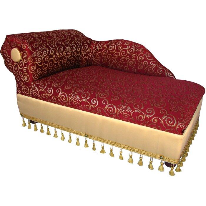 Cleopatra Dog Sofa Chaise Elegant