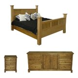 Artimacormick Queen Standard Configurable Bedroom Set by Millwood Pines