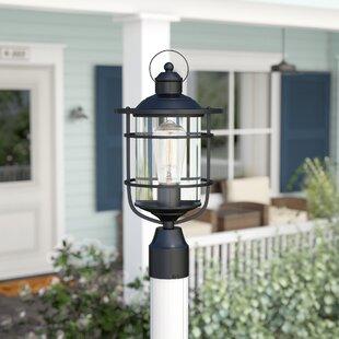 Gerome 1-Light Lantern Head by Breakwater Bay