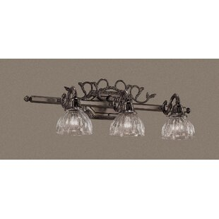 Majestic 3-Light Vanity Light By Classic Lighting Wall Lights