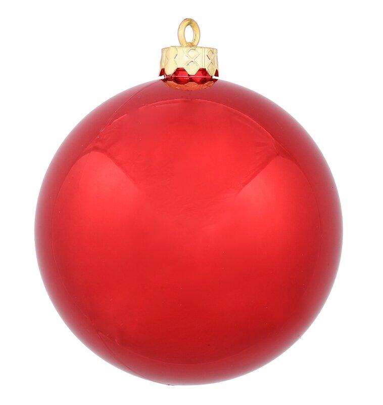 Shiny Ball UV Drilled Cap Ornament  Reviews  Birch Lane