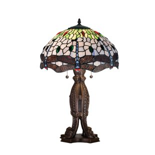 Hanginghead Dragonfly 24.5 Table Lamp
