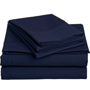 Off To Bed 4 Piece Twin Sheet Set