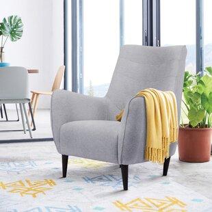 North Adams Armchair by Ivy Bronx
