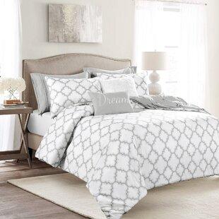 23a36f38651b Pink Pintuck Comforter | Wayfair
