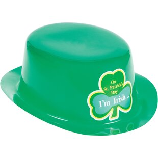 Hollandsworth Plastic Disposable Party Hat (Set of 12)