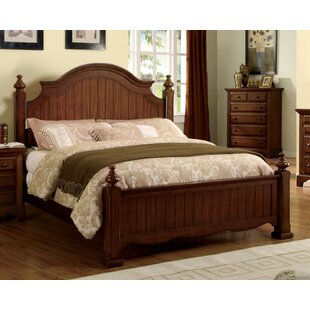 Ticonderoga Panel Bed by Charlton Home