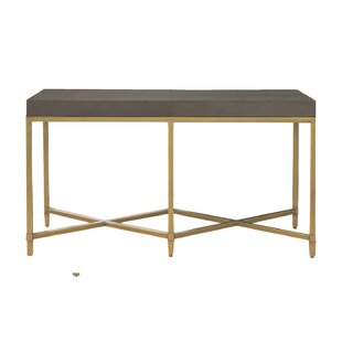 Gravette Rectangle Top Console Table by Everly Quinn
