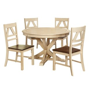sandersville 5 piece dining set - Breakfast Room Table And Chairs
