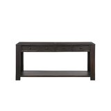 Astorga 64 Solid Wood Console Table by Gracie Oaks