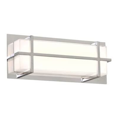 Alloway 1 Light Led Bath Bar