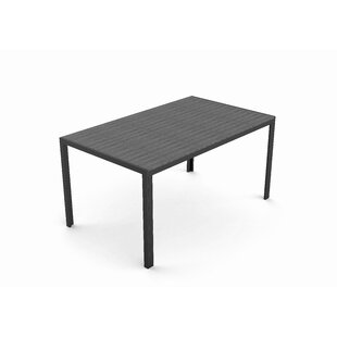 Mcardle Aluminium Dining Table By Sol 72 Outdoor