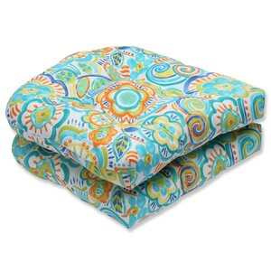 Kilroy Outdoor Dining Chair Cushion (Set of 2)