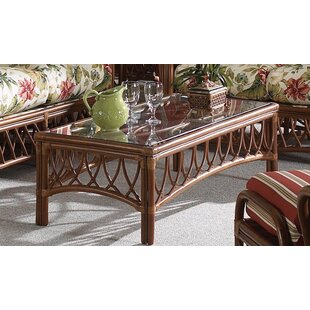 Antigua Coffee Table by South Sea Rattan