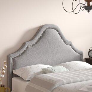 Terrance Upholstered Panel Headboard