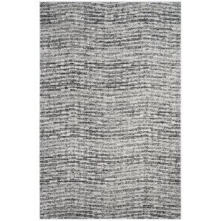 millbrae blackbeige area rug - Black And White Rug