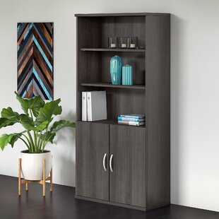 Studio C 5 Shelf Standard Bookcase