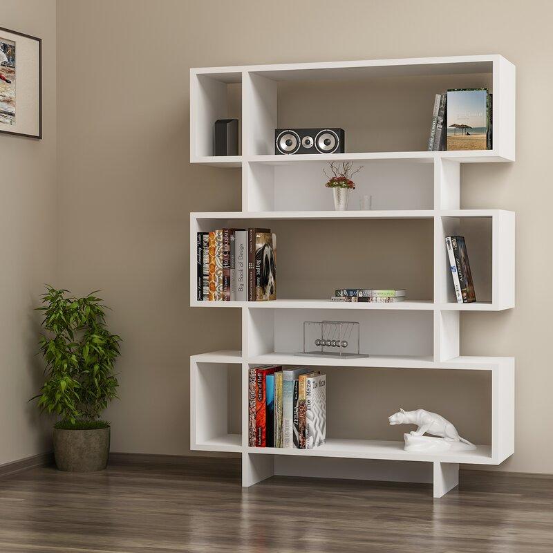 Ivy Bronx Cammack Accent Bookcase