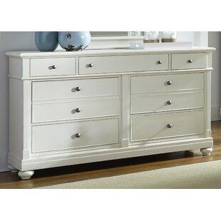 Lark Manor Saguenay 7 Drawer Dresser