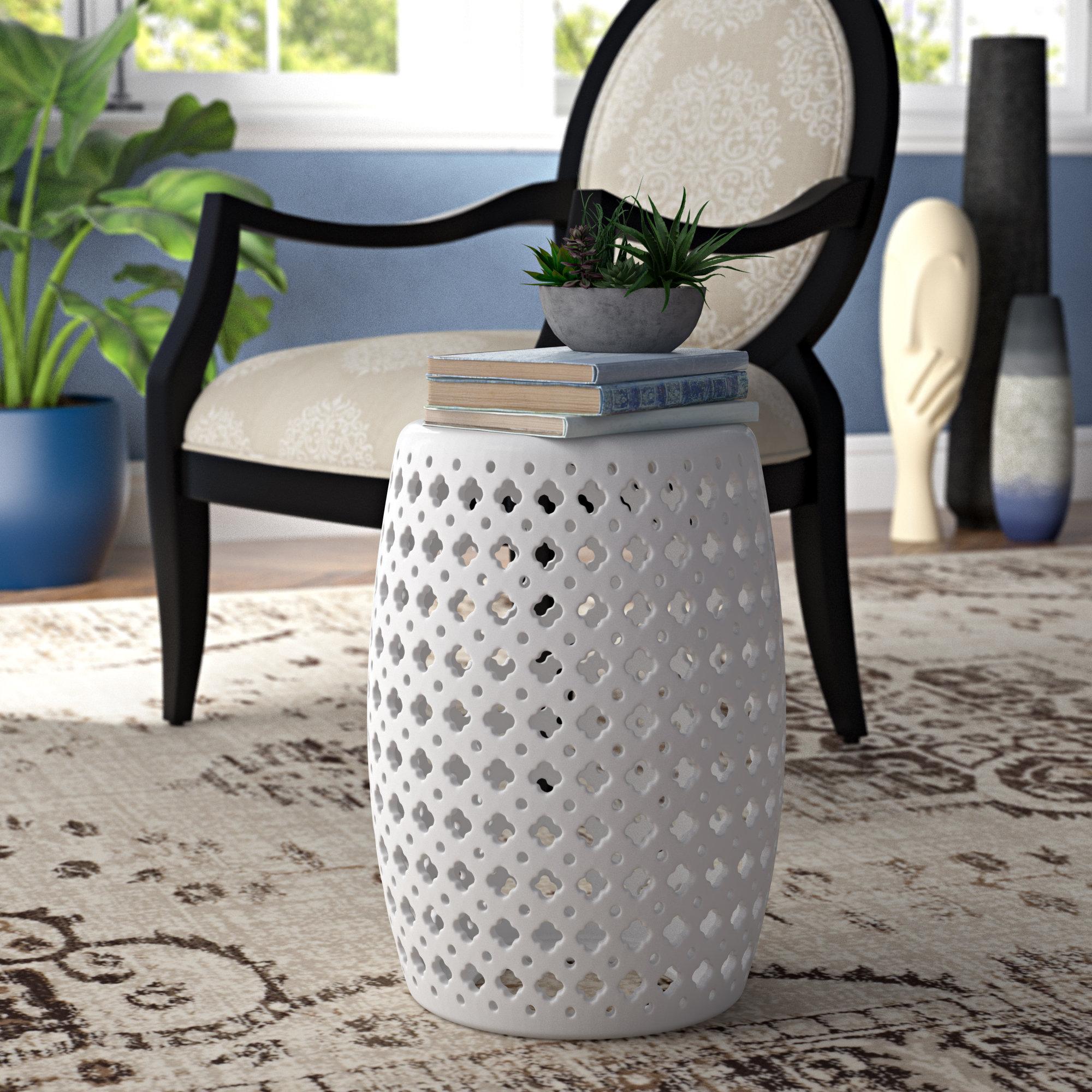 Terrific Gisella Garden Stool Andrewgaddart Wooden Chair Designs For Living Room Andrewgaddartcom