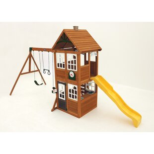 KidKraft Willowbrook Swing Set