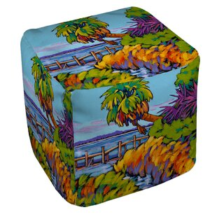 Cloud Nine Marsh Pouf