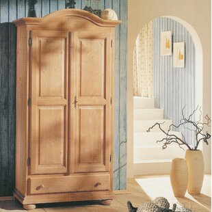 Ackerly 2 Door Wardrobe By August Grove