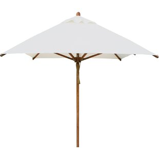 Bambrella Levante Rectangular Market Umbrella