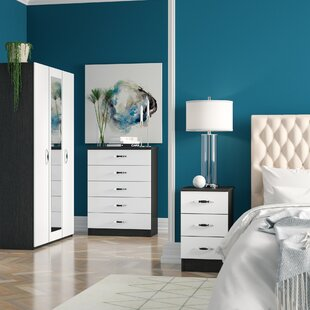 Henkel Bedroom Set By 17 Stories