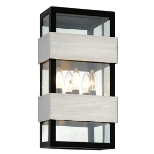 Earls 3-Light Outdoor Sconce