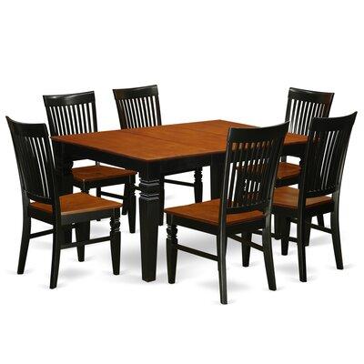Pennington 7 Piece Dining Set