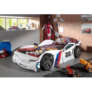 Martinelli Single Car Bed By Zoomie Kids
