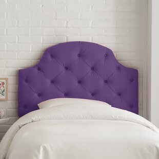 Fitchburg Cotton Upholstered Headboard By House of Hampton