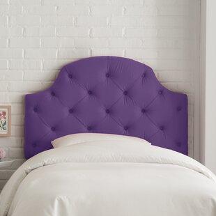 Fitchburg Cotton Upholstered Headboard ByHouse of Hampton