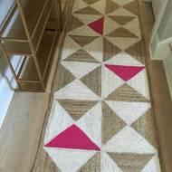 Wrought Studio Sherrick Oriental Handmade Flatweave Tan Area Rug Reviews Wayfair