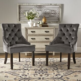 Agnes Side Chair (Set of 2) by Lark Manor SKU:EC586061 Shop