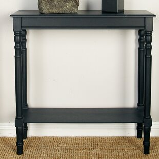 Wood Console Table by Cole & Grey Reviews