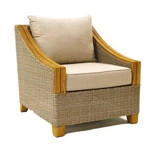 Kincaid Teak Patio Chair with Cushions