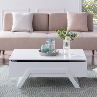 Orren Ellis Delrio Lift Top Coffee Table