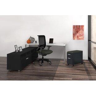 Mayline Group e5 Quickship Typical 13 Desk
